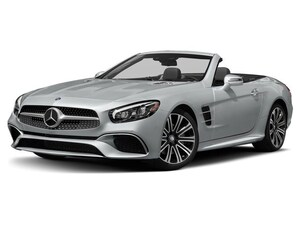 2020 Mercedes-Benz SL 450