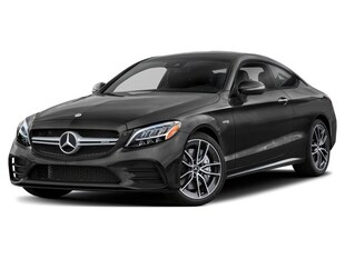 2020 Mercedes-Benz C-Class C 43 AMG® Coupe