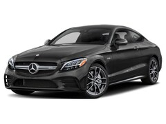 New 2020 Mercedes-Benz AMG C 43 4MATIC Coupe for sale in Santa Monica