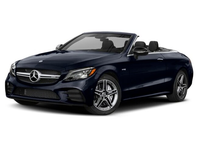 2020 Mercedes-Benz C-Class AMG C 43 AWD AMG C 43 4MATIC  Cabriolet
