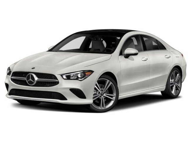 New 2020 Mercedes-Benz CLA 250 4MATIC Coupe Near Natick