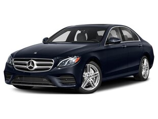 2020 Mercedes-Benz E-Class E 450 4MATIC Sedan