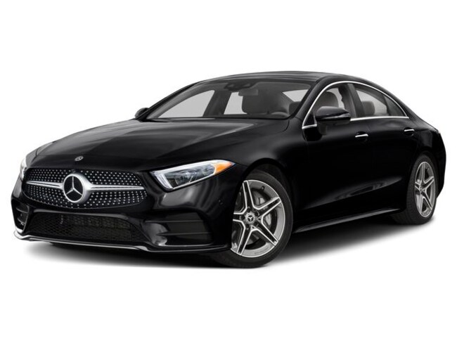 2020 Mercedes-Benz CLS CLS 450 4MATIC AWD CLS 450 4MATIC  Coupe