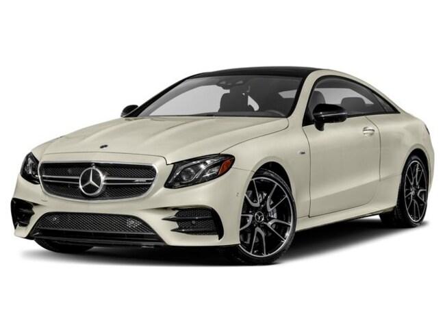 2020 Mercedes-Benz AMG E 53 4MATIC Coupe