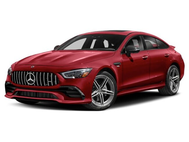 New 2020 Mercedes-Benz AMG GT 53 4MATIC SEDAN in Hanover, MA