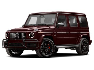 New 2020 Mercedes-Benz AMG G 63 SUV for sale in Glendale CA