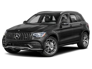 Featured new Mercedes-Benz 2020 Mercedes-Benz AMG GLC 43 4MATIC SUV for sale near you in Loves Park, IL