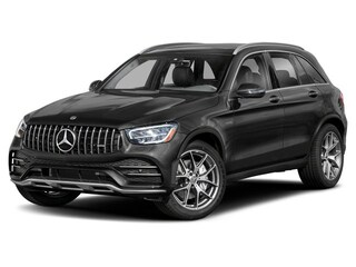 new 2020 Mercedes-Benz AMG GLC 43 4MATIC SUV for sale near boston ma