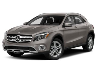 new 2020 Mercedes-Benz GLA 250 4MATIC SUV near boston