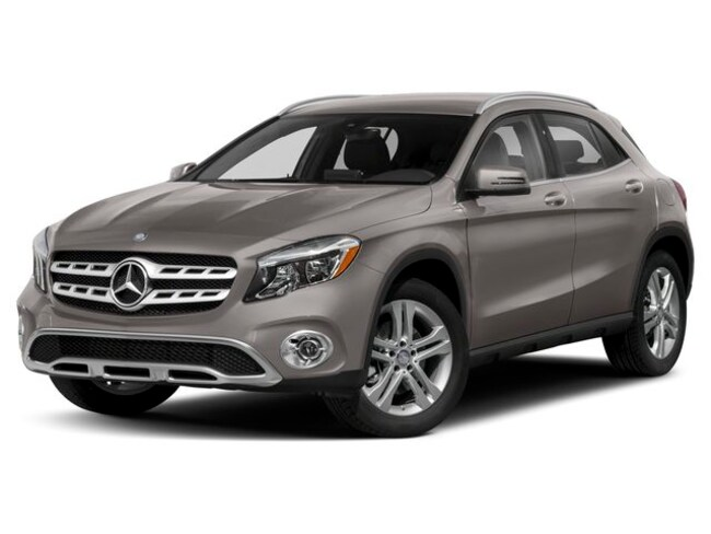 New 2020 Mercedes-Benz GLA 250 4MATIC SUV Near Natick