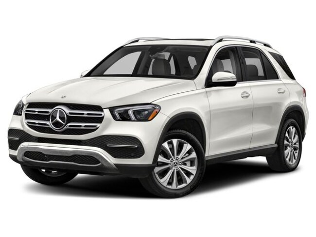 2020 Mercedes-Benz GLE 350 4MATIC SUV Base SUV