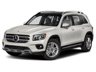 New 2020 Mercedes-Benz GLB 250 SUV Polar White for sale Fort Myers, FL