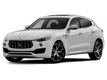 Featured New 2020 Maserati Levante S GranSport SUV for sale in Chadds Ford, PA