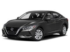 New 2020 Nissan Sentra SV Sedan in South Burlington