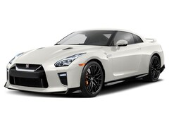 2020 Nissan GT-R Premium AWD coupe