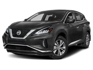 New 2020 Nissan Murano S SUV For Sale Meridian MS