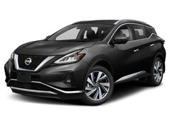 New 2020 Nissan Murano SL AWD SUV For Sale Near Knoxville