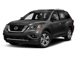 New 2020 Nissan Pathfinder S SUV M7092 for sale near Cortland, NY