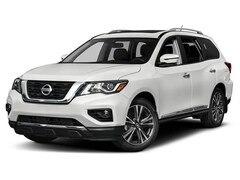 2020 Nissan Pathfinder Platinum SUV Near Portland Maine
