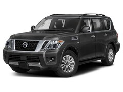 New 2020 Nissan Armada For Sale Near Knoxville
