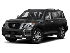 2020 Nissan Armada SL Sport Utility