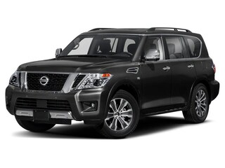 New 2020 Nissan Armada SL SUV for sale in Dodge City, KS