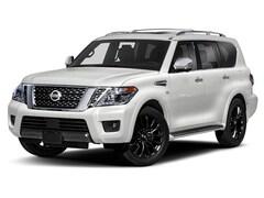 2020 Nissan Armada Platinum Sport Utility