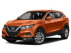 New 2020 Nissan Rogue Sport SL AWD SUV For Sale Near Knoxville