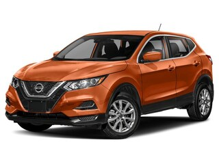 New 2020 Nissan Rogue Sport S SUV M7236 for sale near Cortland, NY