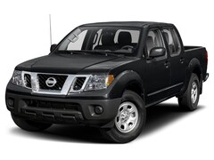 New 2020 Nissan Frontier SV 2WD Crew Cab For Sale Near Knoxville