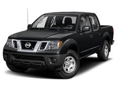 2020 Nissan Frontier S Truck Crew Cab