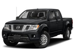 New 2020 Nissan Frontier SV 4WD Truck For Sale Near Knoxville
