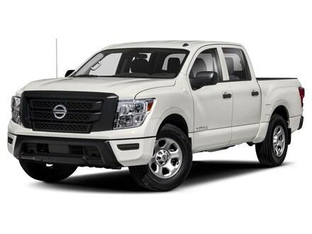 2020 Nissan Titan Truck Crew Cab