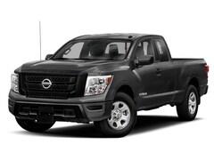 New 2020 Nissan Titan SV Truck King Cab in South Burlington