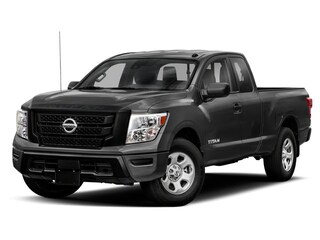 New 2020 Nissan Titan SV Truck King Cab M7141 for sale near Cortland, NY