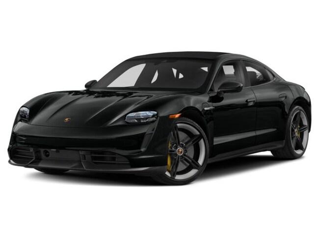 2020 Porsche Taycan Turbo Sedan
