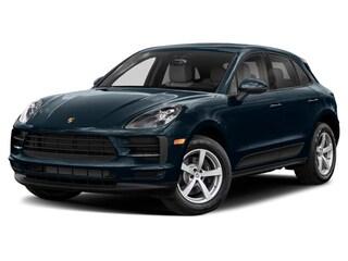New 2020 Porsche Macan Turbo Sport Utility Burlington MA