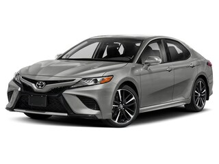 New 2020 Toyota Camry XSE V6 Sedan in Ontario, CA