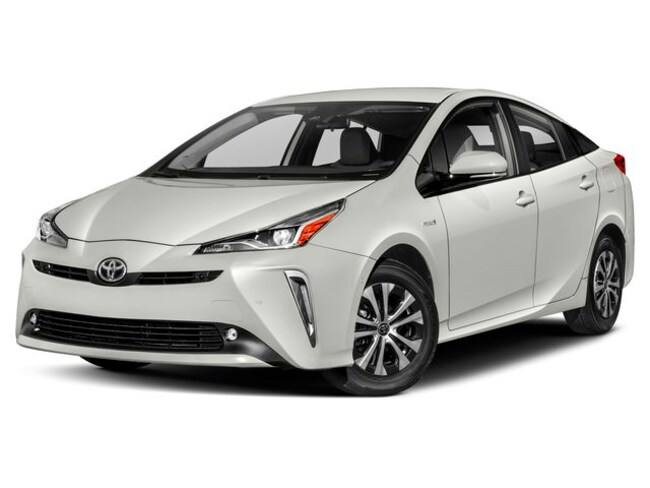New 2020 Toyota Prius LE Hatchback in Appleton