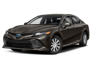 New 2020 Toyota Camry Hybrid LE Sedan for sale near you in Auburn, MA