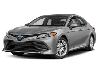 New 2020 Toyota Camry Hybrid XLE Sedan