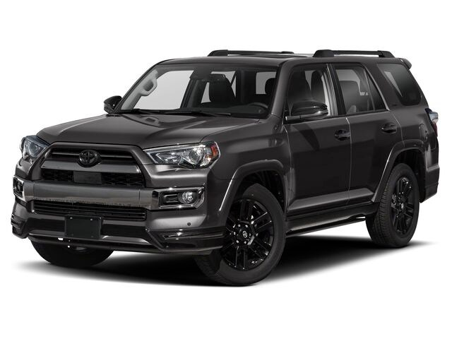 New 2020 Toyota 4Runner Nightshade SUV