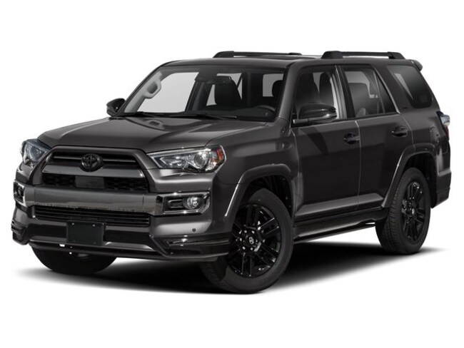 New 2020 Toyota 4Runner Nightshade SUV dealer in Nampa ID - inventory