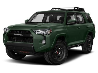 New 2020 Toyota 4Runner TRD Pro SUV