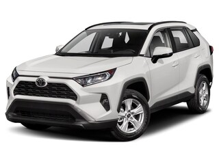 New 2020 Toyota RAV4 XLE SUV for sale near you in Boston, MA