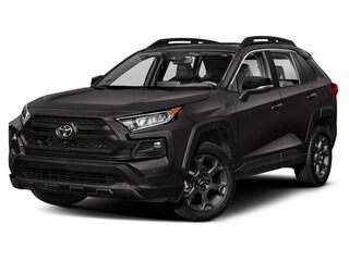 New 2020 Toyota RAV4 TRD Off Road SUV in Ontario, CA