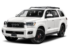 New 2020 Toyota Sequoia TRD Pro SUV For Sale in Yorkville | Steet Toyota