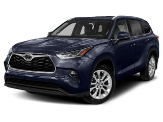 new 2020 Toyota Highlander Limited SUV for sale in Washington NC