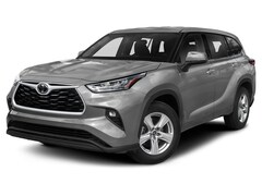 New Vehicle 2020 Toyota Highlander L SUV For Sale in Coon Rapids, MN
