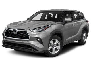 New 2020 Toyota Highlander L SUV for sale near you in Latham, NY